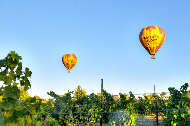 how to get to hunter valley