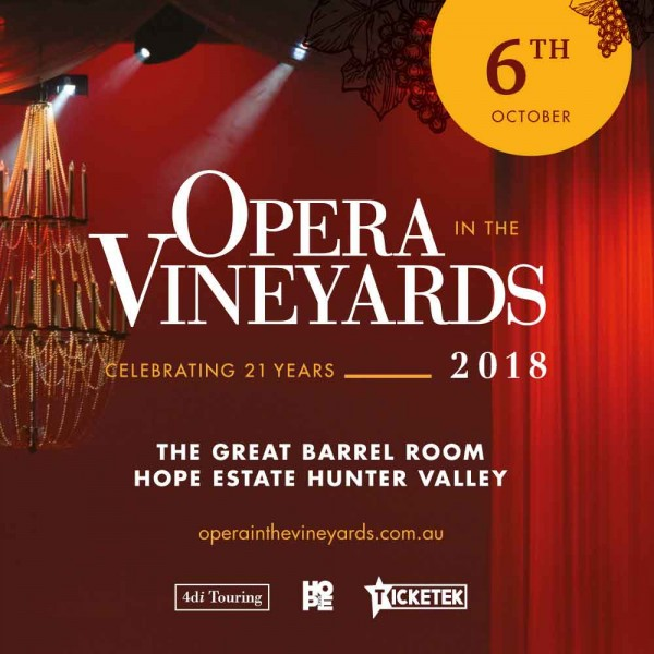 Opera in the Vineyards 2018