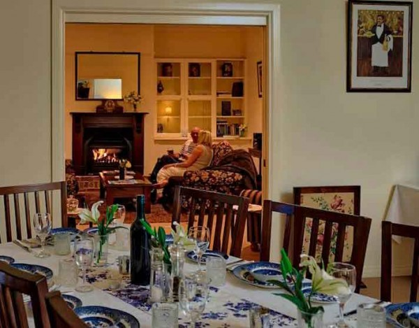 Bluebush estate bed and breakfast