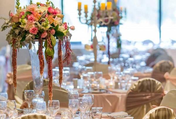 Crowne-Plaza wedding