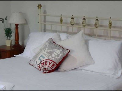 Wirral Grange bedroom