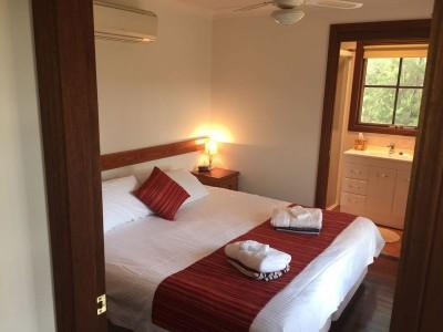 manzanilla ridge bedroom